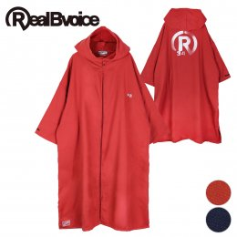 【RealBvoice/リアルビーボイス】MADE IN JAPAN SPRAY PAINT PONCHO(メーカー直送)