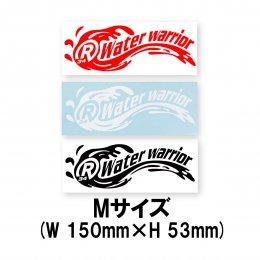 【RealBvoice/リアルビーボイス】STICKER W/W Mサイズ(メーカー直送)