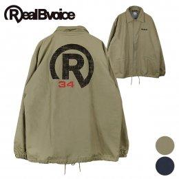 【RealBvoice/リアルビーボイス】RBV FAINT R MARK JKT(メーカー直送)