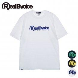 【RealBvoice/リアルビーボイス】[XXLサイズ] BASIC RBV LOGO T-SHIRT(メーカー直送)