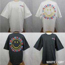 【Cali Surf/カリサーフ】スマイルBigTシャツ