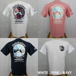 【Selected Bland】半袖Tシャツ Halekulani