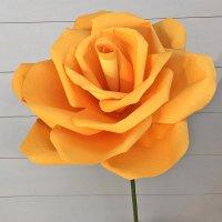 ジャイアントフラワー 手作りキット フローラ ネーブル フローラ Lサイズ 花径55cm【結婚式やパーティーに!作り方 動画公開中】