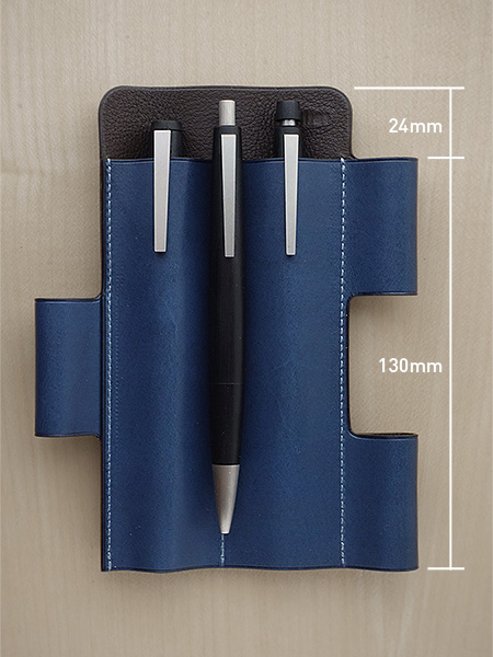 Lim Pen Sleeve : Lake Blue