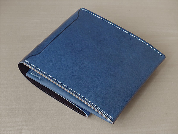 Lim Wallet : Lake Blue