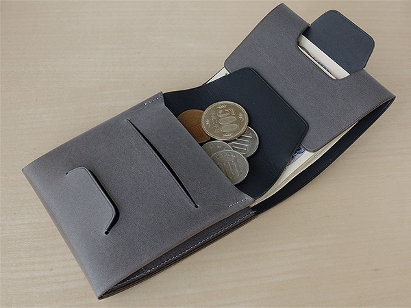 Lim Wallet : Storm Gray