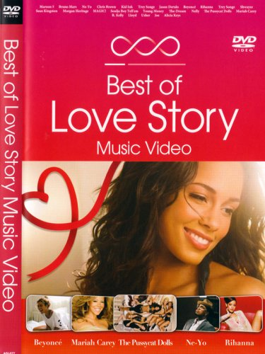<img class='new_mark_img1' src='https://img.shop-pro.jp/img/new/icons1.gif' style='border:none;display:inline;margin:0px;padding:0px;width:auto;' />BEST OF LOVE STORY MUSIC VIDEO DVD