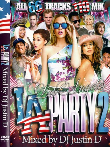 LOS ANGELES PARTY MIX DVD 最強セット★