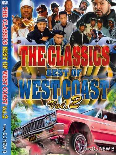 ☆永久保存盤です☆CLASSICS BEST OF WEST COAST 3DVDセット!!