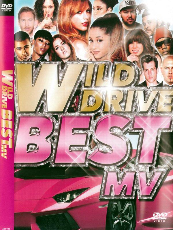 ���λ���˺�ŬWILD DRIVE BEST MV DVD