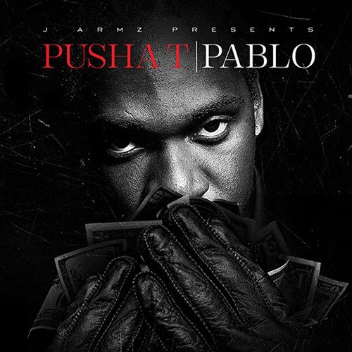J Armz - Pusha T: Pablo MIXCD p 20160523