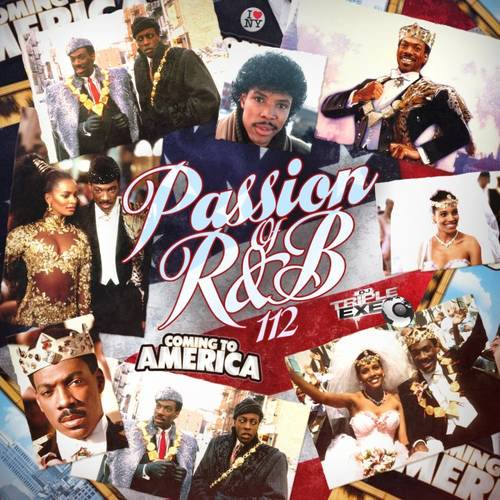 DJ Triple Exe - The Passion Of R&B 112 MIXCD p 20160613