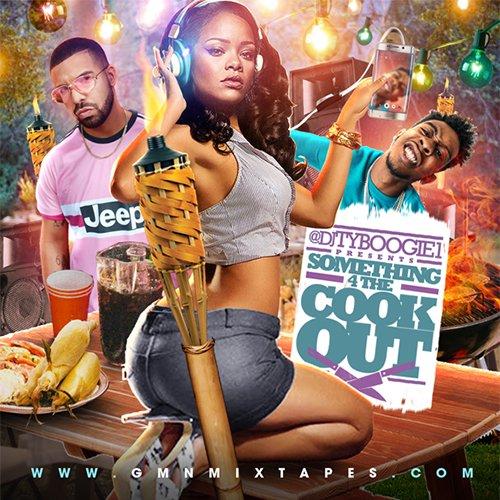 <img class='new_mark_img1' src='//img.shop-pro.jp/img/new/icons1.gif' style='border:none;display:inline;margin:0px;padding:0px;width:auto;' />DJ Ty Boogie: Something 4 The Cookout MIXCD s 20160711