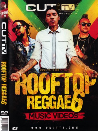 <img class='new_mark_img1' src='https://img.shop-pro.jp/img/new/icons1.gif' style='border:none;display:inline;margin:0px;padding:0px;width:auto;' />CUT TV - ROOFTOP REGGAE 6 DVD