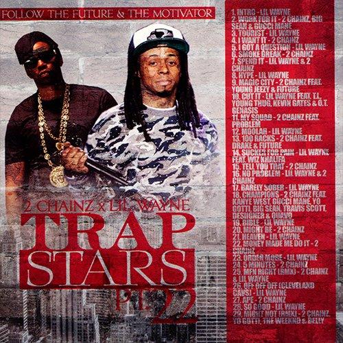 The Motivator - Trap Stars 22 MIXCD t 20160822