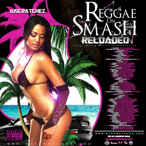 <img class='new_mark_img1' src='//img.shop-pro.jp/img/new/icons1.gif' style='border:none;display:inline;margin:0px;padding:0px;width:auto;' />DJ Scratchez: Reggae On Smash Reloaded 4 2MIXCD r 20160916