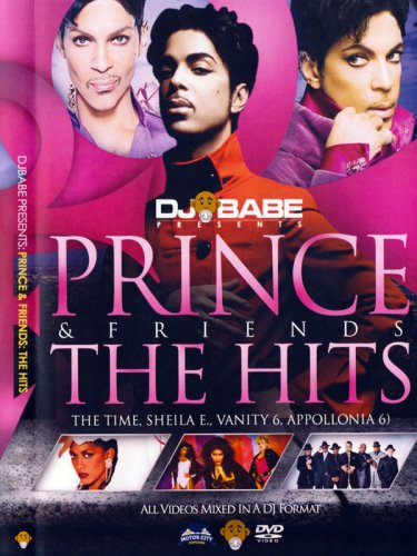 <img class='new_mark_img1' src='//img.shop-pro.jp/img/new/icons1.gif' style='border:none;display:inline;margin:0px;padding:0px;width:auto;' />永遠なれPrince & Friends - THE HIT DVD