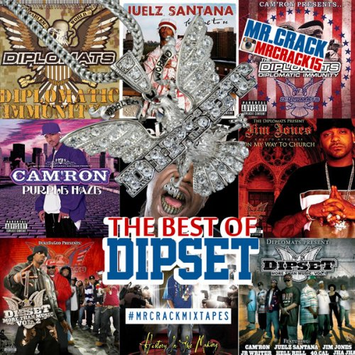 <img class='new_mark_img1' src='//img.shop-pro.jp/img/new/icons1.gif' style='border:none;display:inline;margin:0px;padding:0px;width:auto;' />Mr Crack - The Best Of Dipset MIXCD b 20160926