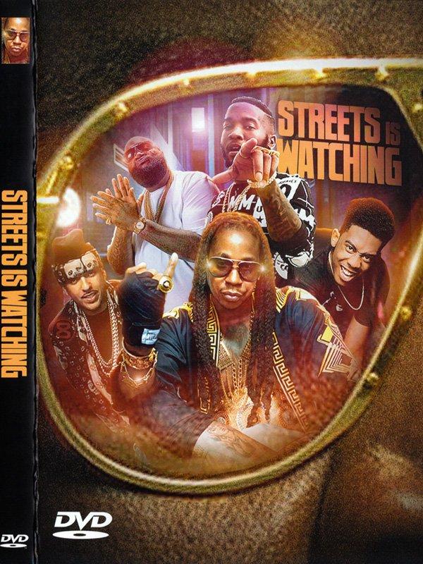 Street Runnaz - Streets Is Watching DVD
