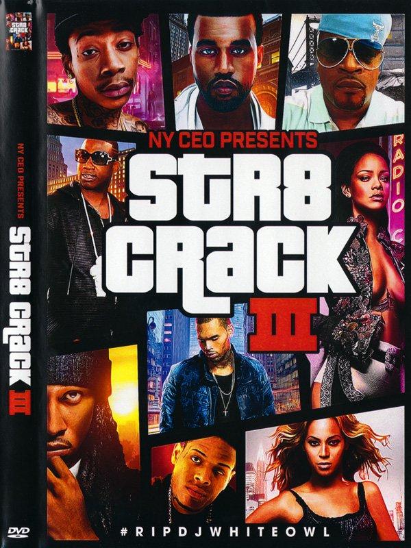 NY CEO - STR8 CRACK 3 DVD