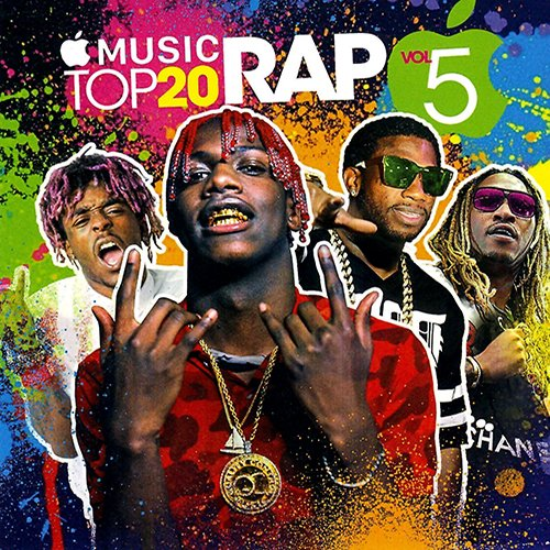 <img class='new_mark_img1' src='//img.shop-pro.jp/img/new/icons1.gif' style='border:none;display:inline;margin:0px;padding:0px;width:auto;' />The Empire: Apple Music Top 20 RAP Volume 5 MIXCD a 20161107