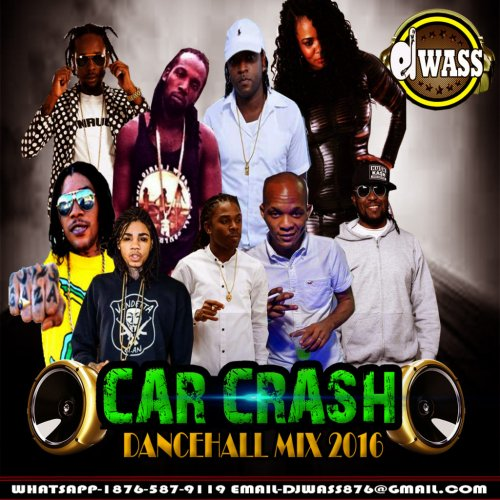 <img class='new_mark_img1' src='//img.shop-pro.jp/img/new/icons1.gif' style='border:none;display:inline;margin:0px;padding:0px;width:auto;' />DJ Wass - Car Wash Dancehall MIXCD c 20161114