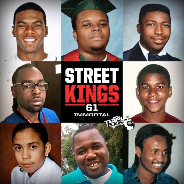 DJ Triple Exe - Street Kings 61: Immortal MIXCD s 20161205