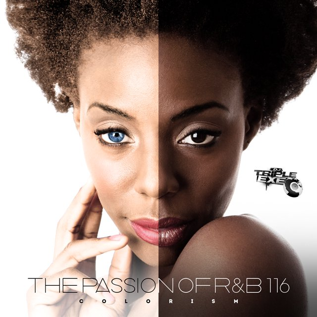 DJ Triple Exe – The Passion of R&B 116 MIXCD p 20161205