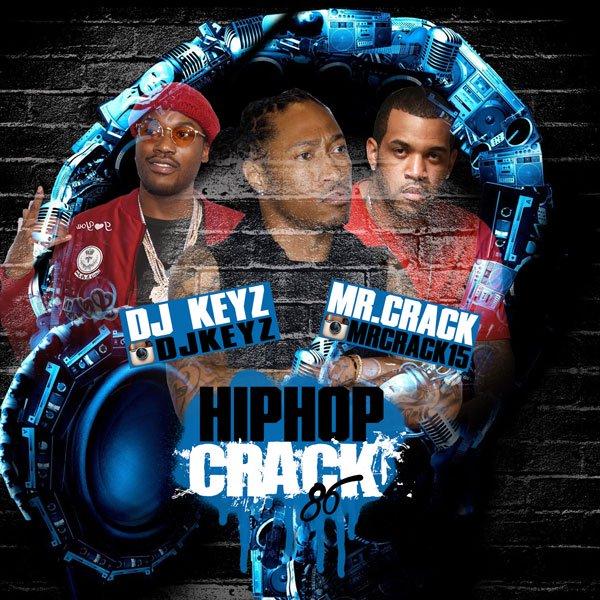 Mr Crack and DJ Keyz  Hip Hop Crack 86 MIXCD h 20161226