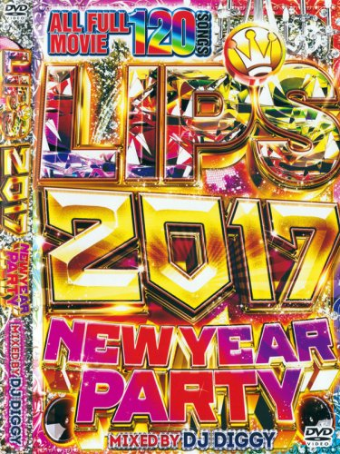 <img class='new_mark_img1' src='https://img.shop-pro.jp/img/new/icons1.gif' style='border:none;display:inline;margin:0px;padding:0px;width:auto;' />DJ DIGGY / LIPS 2017 NEW YEAR PARTY 3DVD