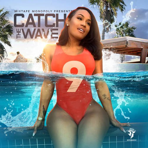 <img class='new_mark_img1' src='//img.shop-pro.jp/img/new/icons1.gif' style='border:none;display:inline;margin:0px;padding:0px;width:auto;' />Mixtape Monopoly Presents - Catch The Wave 9 2MIXCD c 20170206