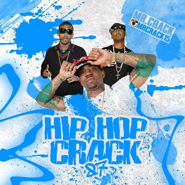 Mr Crack and DJ Keyz Hip Hop Crack 87 MIXCD h 20170213