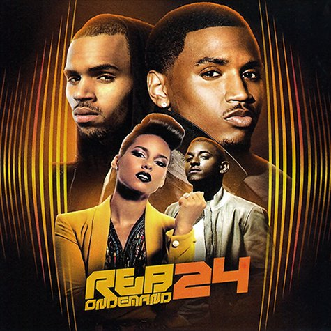 The Empire - RnB On Demand 24 MIXCD r 20170213