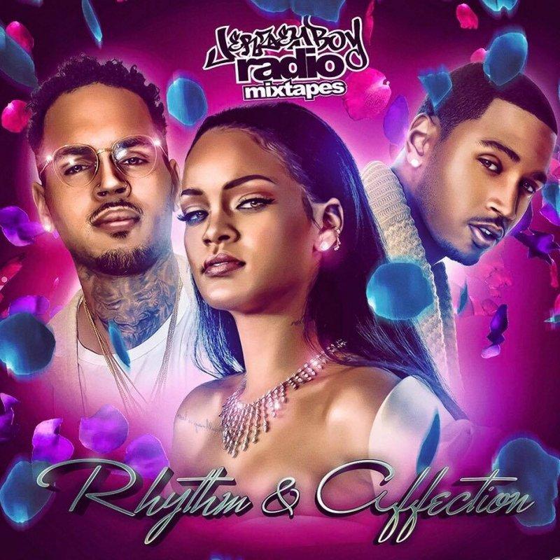 DJ Jerzeyboy - Rhythm and Affection MIXCD r 20170220