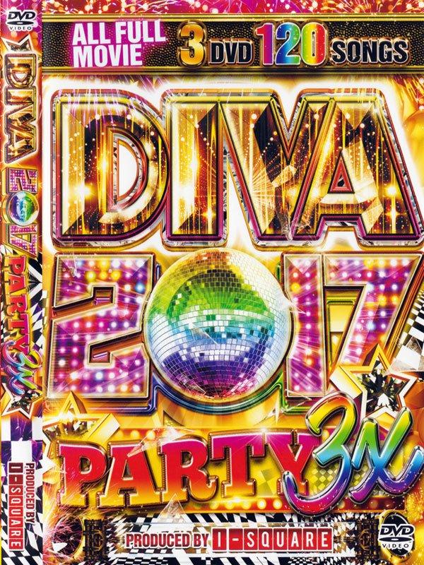 春仕様DIVA!! I-SQUARE / DIVA 2017 PARTY 3X