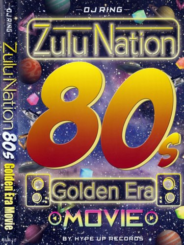 <img class='new_mark_img1' src='//img.shop-pro.jp/img/new/icons1.gif' style='border:none;display:inline;margin:0px;padding:0px;width:auto;' />ZULU NATION 80S GOLDEN ERA MOVIE DVD