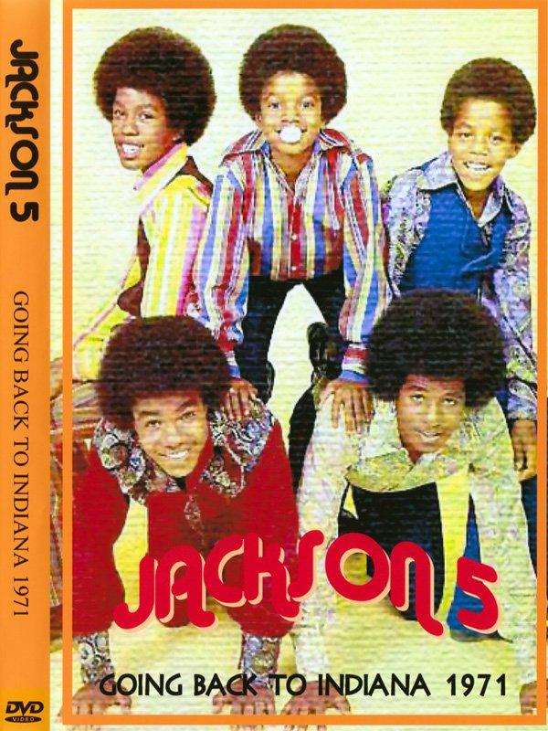 永遠の定番JACKSON 5 DVD