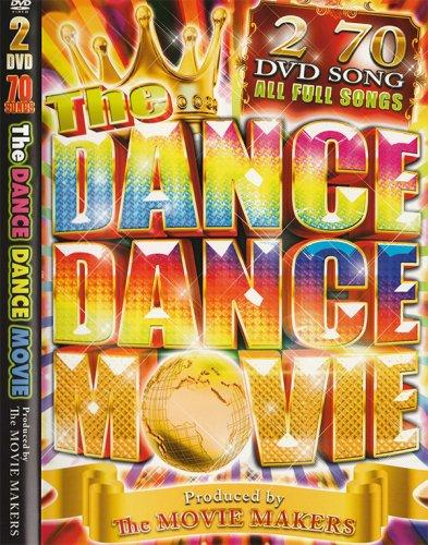 ダンスしているPVのみを大収録!The Dance Dance Movie / The Movie Makers 2DVD