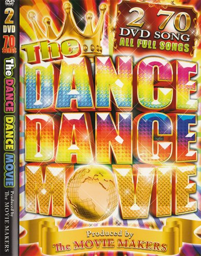 ダンスしているPVのみを大収録!The Dance Dance Movie / The Movie Makers 2DVD