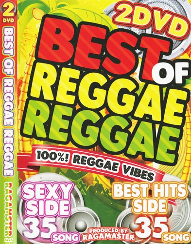 今年の夏のレゲエDVDはコレ!RAGAMASTER / BEST OF REGGAE REGGAE(2DVD)
