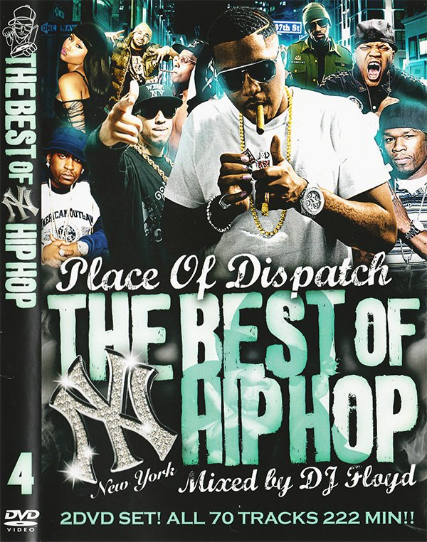 ▲完全版▲THE BEST OF NY HIP HOP5本D...
