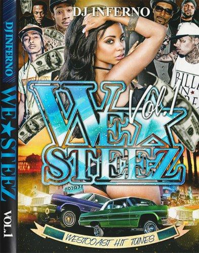 ウエッサイオンリー!WE STEEZ  DVD