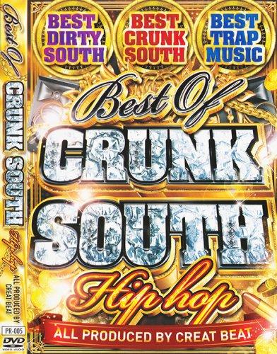 サウス・ヒップホップのみを厳選してお届け!Best Of Crunk South Hip Hop / Create Beat (DVD+RDL)