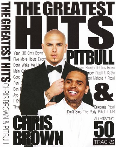 パーティー野郎対決!! The Greatest Hits -Chris Brown × Pitbull- (DVD)