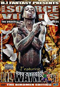 <img class='new_mark_img1' src='//img.shop-pro.jp/img/new/icons2.gif' style='border:none;display:inline;margin:0px;padding:0px;width:auto;' />DJ FANTASY - BEST OF LIL'WAYNE DVD