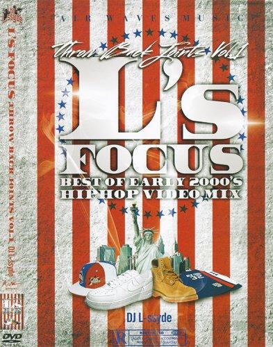 2000年代前半・ヒップホップ・NY・ディプセット・ジェイZ・50セント!!!! - L's Focus -Early 2000's Throw Back Joints Vol.1 - (DVD)