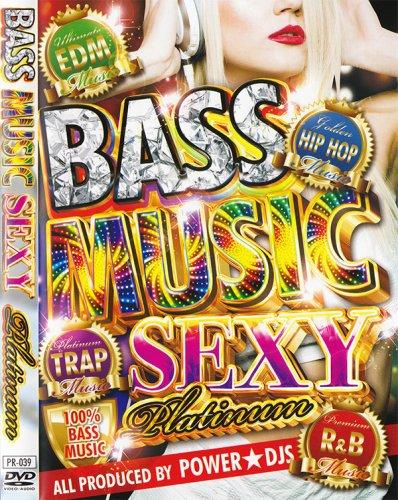 重低音がブリブリ!!爆音で再生しちゃってください!!!! - Bass Music Sexy Platinum  - (DVD)