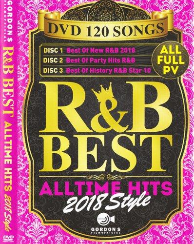 大好きR&B 胸キュン♡洋楽 DVD 2018版!!! - R&B Best 2018 Style - (3DVD)