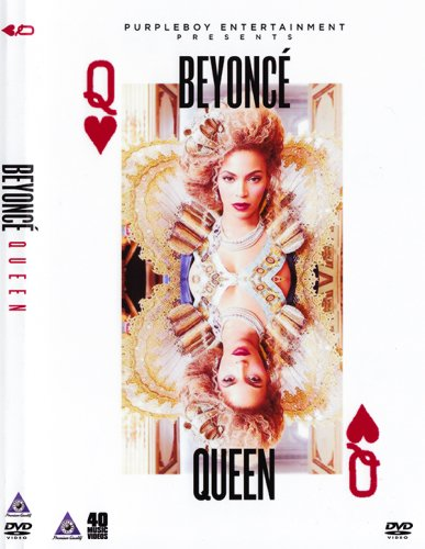 女王ビヨンセ最新ベスト!!!!!! - BEYONCE QUEEN/THE VIDEO COLLECTION 2018  - (DVD)