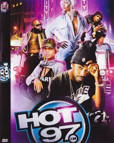 リアルアメリカ★本当のHIPHOPDVD - Hot97 | NY CEO Video Mix DVD - (DVD)